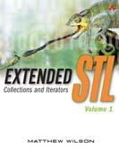 Extended STL, volume 1